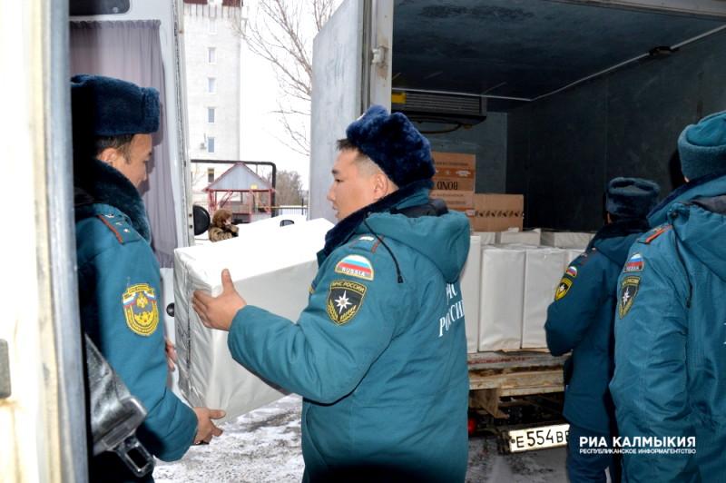 РФ отправила навосток Украинского государства новый «гумконвой»