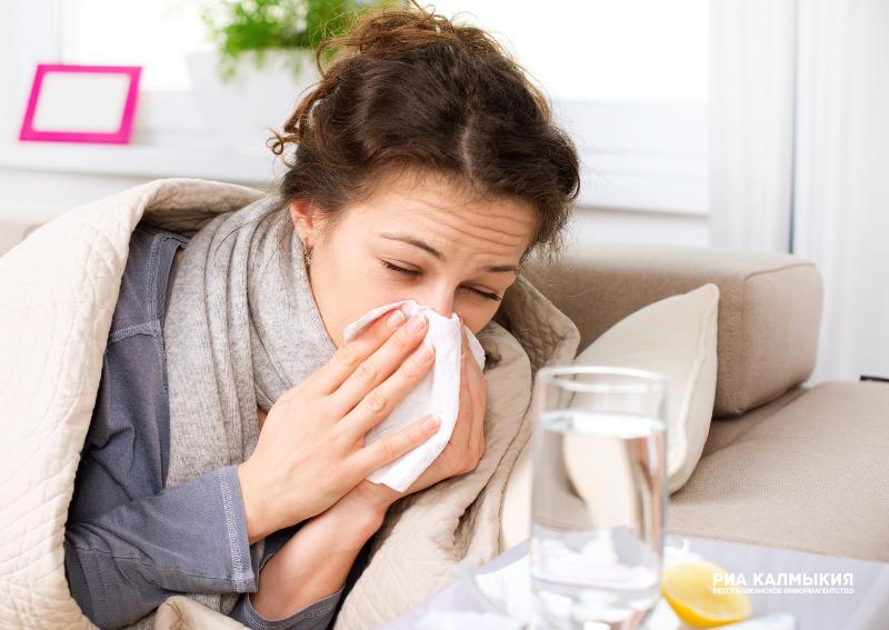 Заболеваемость гриппом иОРВИ снизилась на35% вНижегородской области