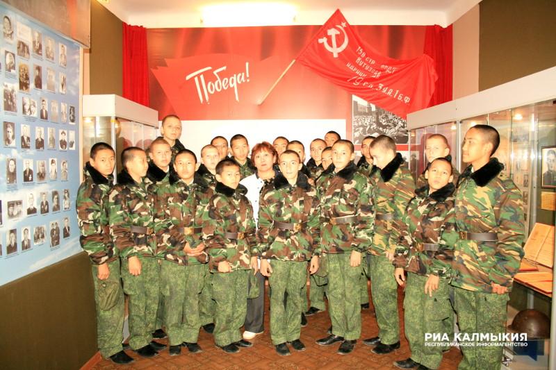 ВТуле прошел «День вмузее для русских кадетов»