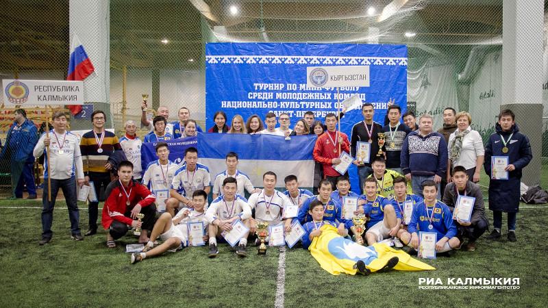 В северной столице закончился турнир помини-футболу «Кубок Севера-2016»