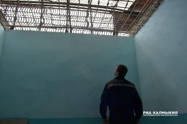 Очередное дело обизбиении заключенного вколонии возбуждено вКалмыкии
