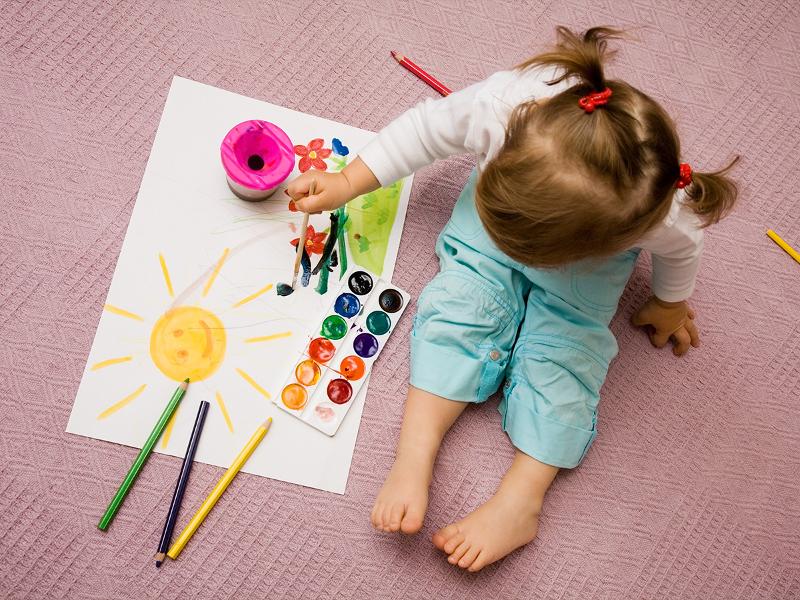 Психология.о чем рисуют дети
