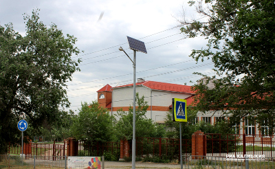 В 6-ти скверах Тюмени установят солнечные фонари