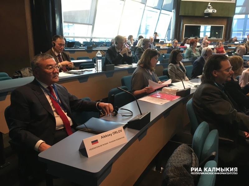 Губернатор Дрозденко выступил вСтрасбурге