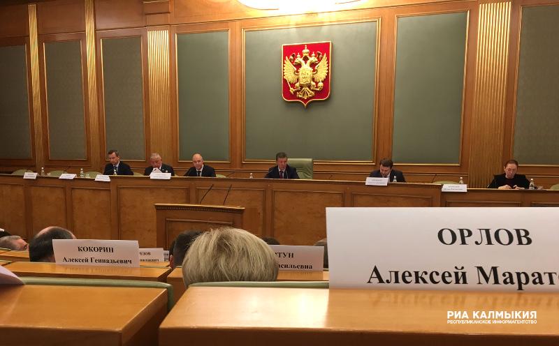 Руководитель Адыгеи принял участие в совещании правительственной комиссии