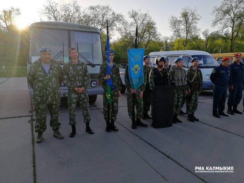 Росгвардия проведет автопробег «Вахта памяти. Сыны Великой Победы» по регионам СКФО