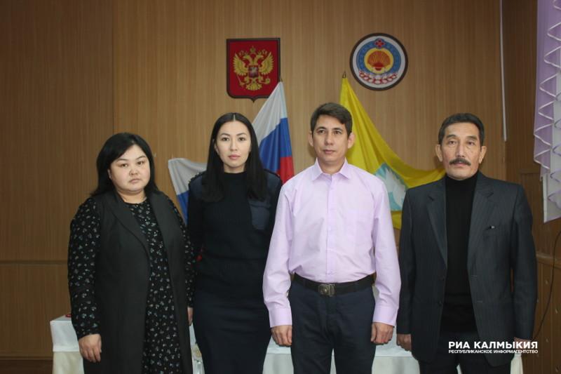 В Калмыкии житель Украины принял российское гражданство