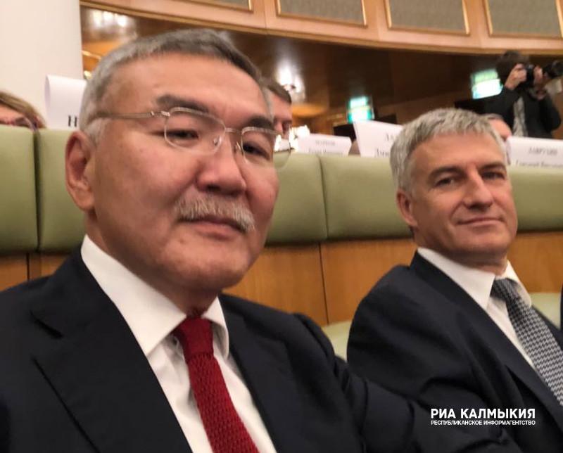 Руководитель Марий Эл в российской столице обсуждает вопрос выравнивания бюджета