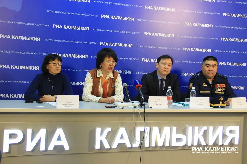 В Калмыкии торжественно отметят день воссоединения Крыма с Россией